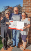 Mark Sayer and members of the Norfolk Vasculitis Support Group have been fundraising and have donated over £500 to Vasculitis UK.